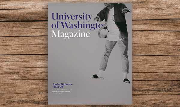 University of Washington Magazine takes the UW's anchor publication to a broader audience
