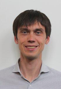 Picture of Lukasz Fidkowski, assistant professor of physics at the University of Washington.