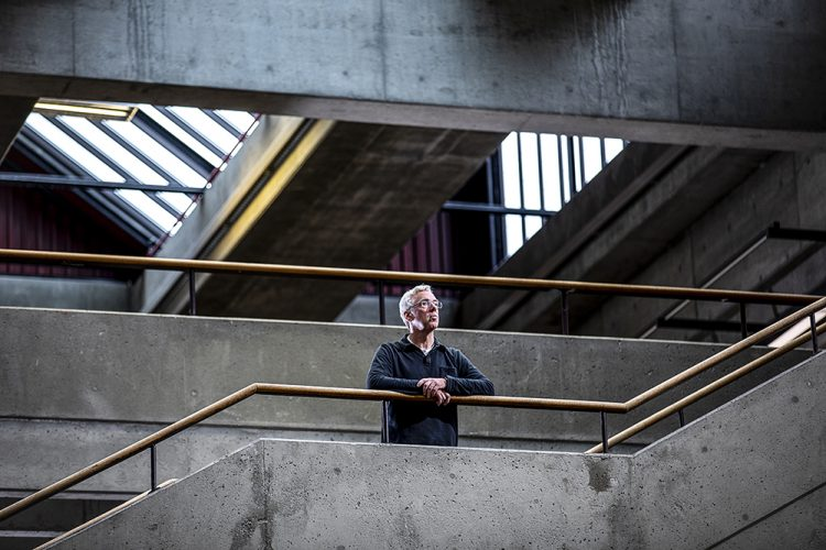 Alex Anderson, a professor in the College of Built Environments, wrote an article on Brutalism for Harvard Design News, so UW Notebook asked him his views on Brutalist buildings at the UW.