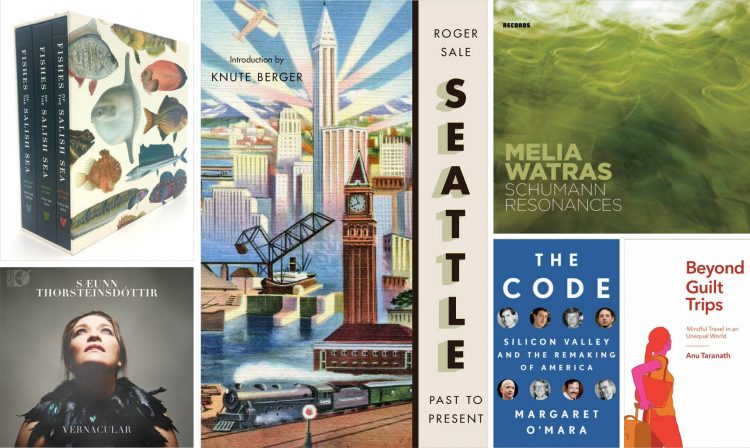 A list of several UW-authored books and cds that might make good holiday gifts.