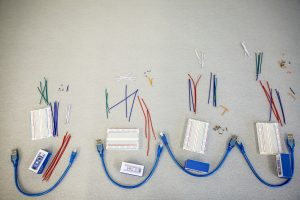 wires divided into kits