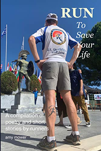 """Amy Mower, senior director of surgical business operations at Harborview Medical Center, has edited and independently published """"Run To Save Your Life: A collection of poems and short stories by runners."""""""