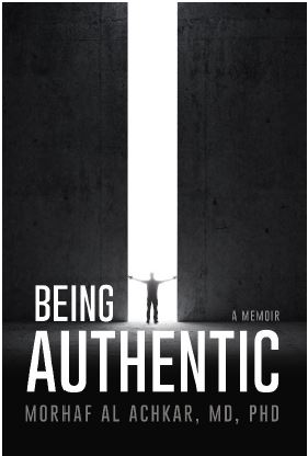 """Being Authentic,"" a memoir by UW Medicine's Dr. Morhaf Al Achkar"