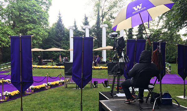 Commencement, UW's biggest celebration, reimagined as an online event