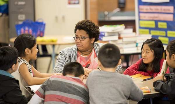 Generous gift bolsters effort to diversify the education workforce