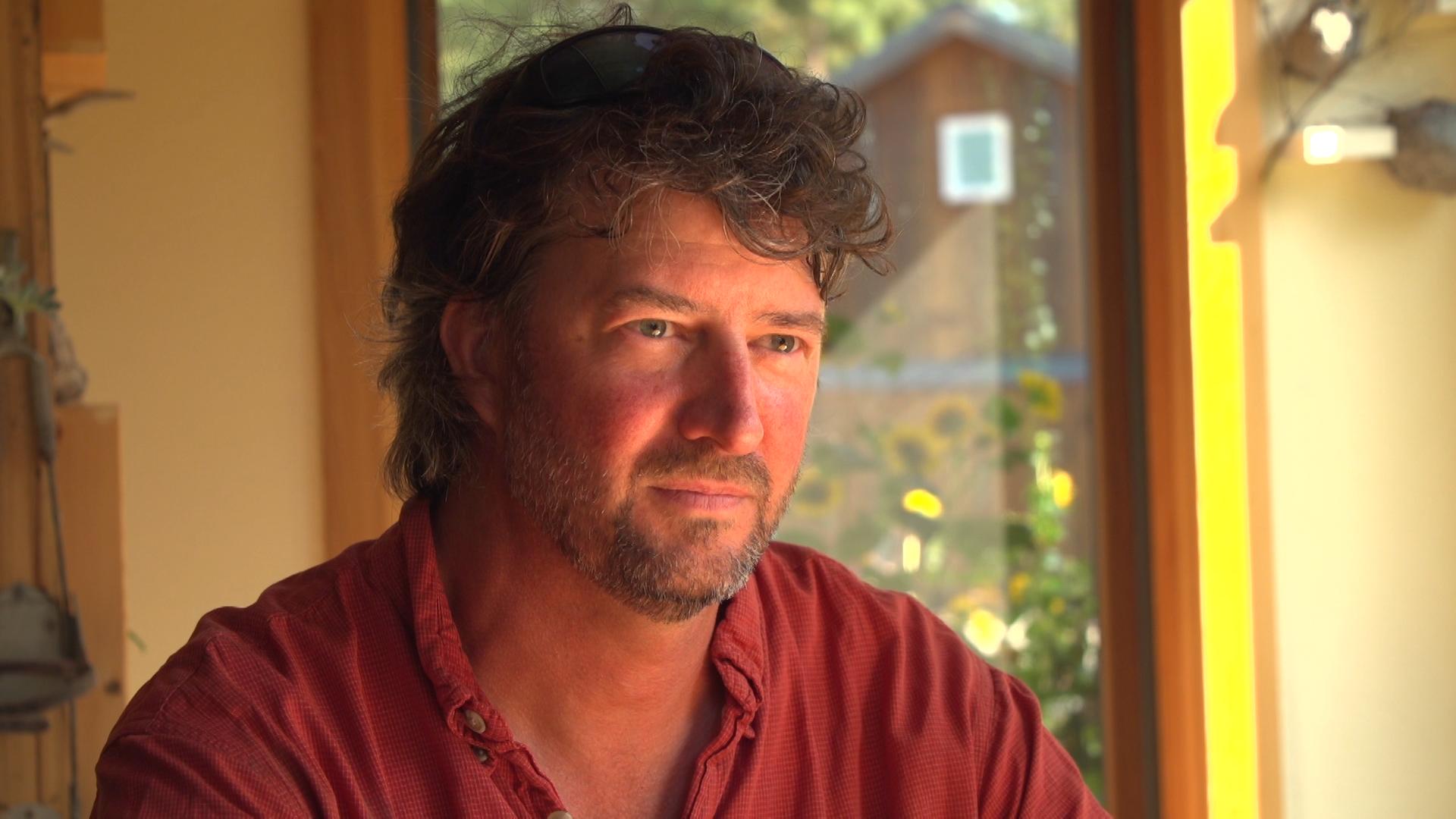 Face of Derek Van Marter