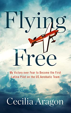 """Cover of """"Flying Free"""" by Cecilia Aragon"""