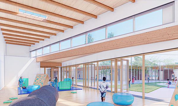 UW receives $30 million gift to renovate Haring Center for Inclusive Education