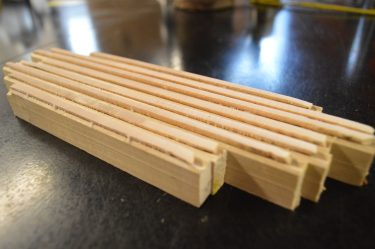 parts of tree cores