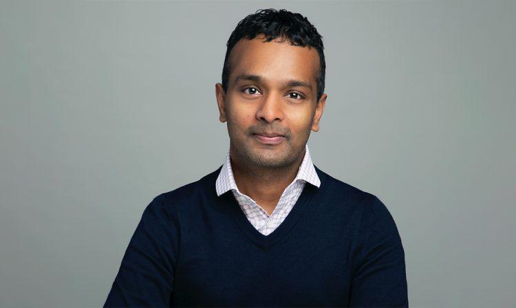 headshot of Shyam Gollakota