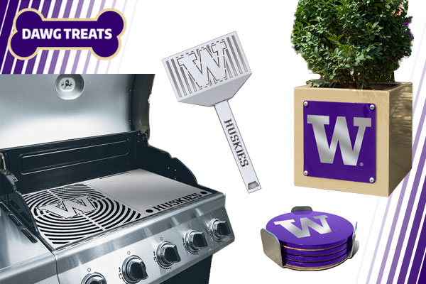 grilling and garden tools
