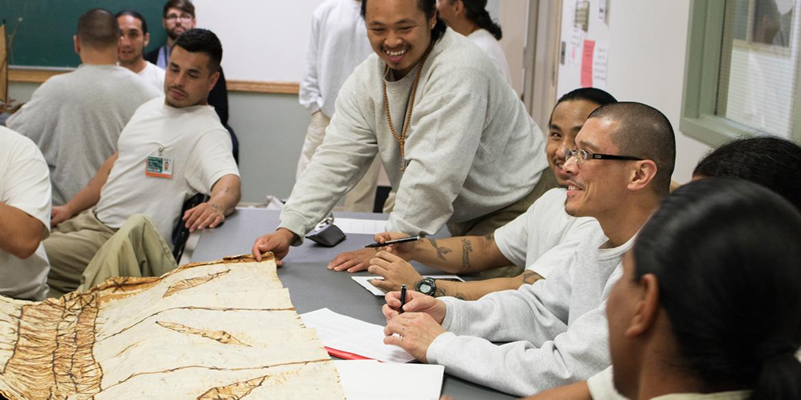 Learning Behind Bars >> Journey Behind Bars To Aid In Prisoners Learning Story Central