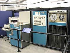 Scientific Data Systems Sigma 5 computer in 1969