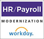 HR/P Modernization with Workday logo