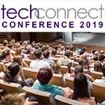 TechConnect attendees at presentation