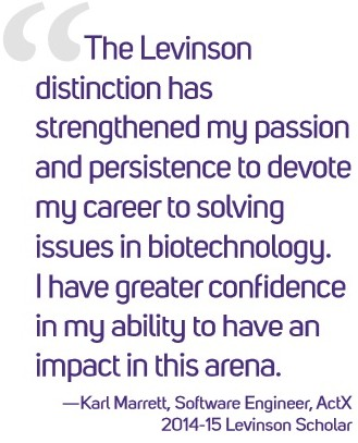 Levinson 10-year Quote 2