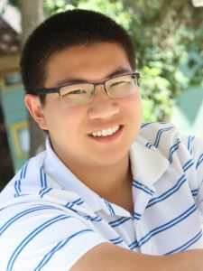 Jerry Cao Smiling