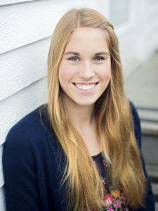 Katherine Slack smiling