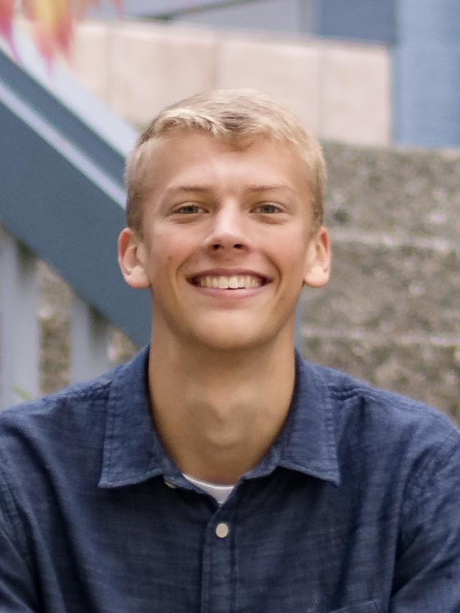 Nathan Smiling