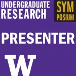 Zoom profile in purple for presenters