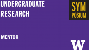 Zoom background in purple for mentors