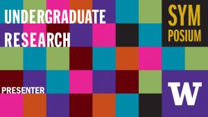 Multi-colored checkerboard pattern zoom background for presenters