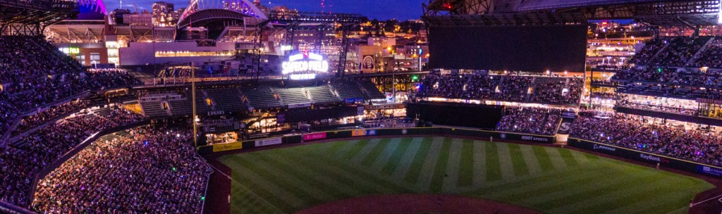 Arts Night at Safeco Field with the Seattle Mariners, presented
