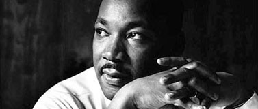 Portrait of Martin Luther King, Jr.
