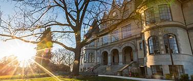 Denny Hall exterior