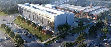 UW School of Medicine-Gonzaga University Regional Health Partnership building rendering