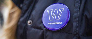 Together UW button
