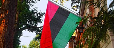 The Pan-African flag marked its centennial in 2020
