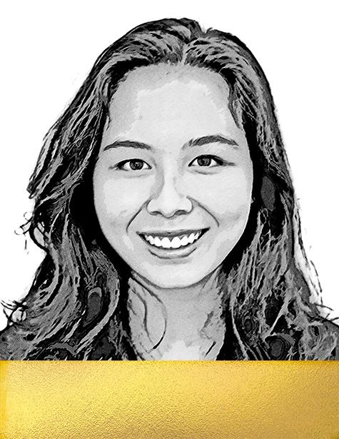 Elizabeth Lee, President's Medalists - Transfer student