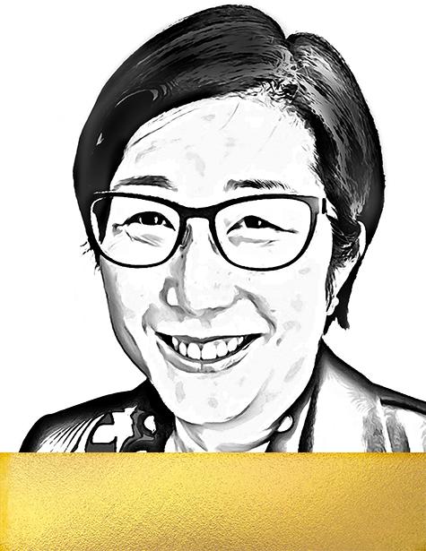 Lisa Chew, Thorud Leadership Award
