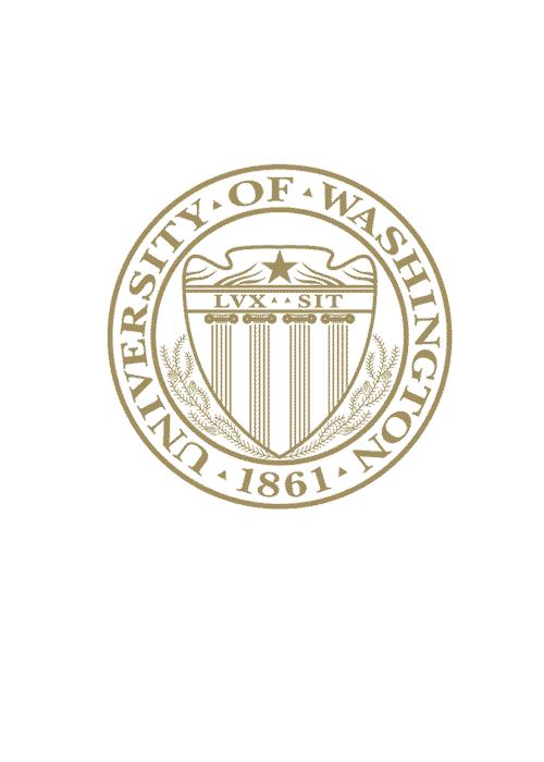 University seal,