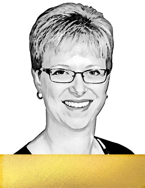 Andrea Carroll, Distinguished Teaching Award