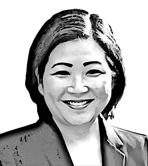 Colleen Fukui-Sketchley, '94,