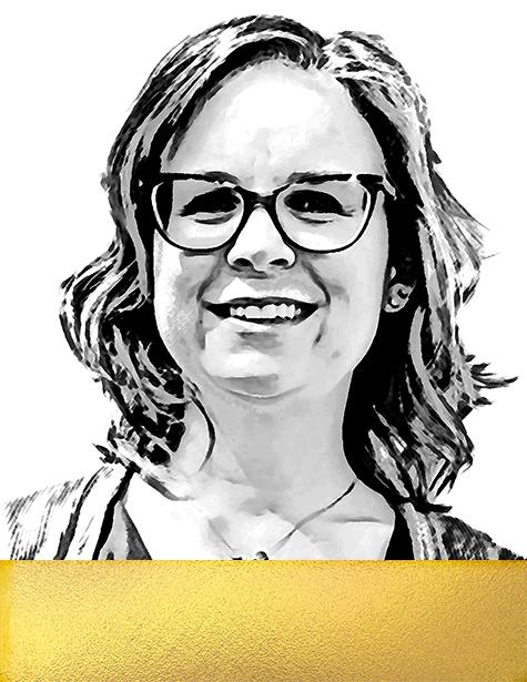 Jessica Albano, Distinguished Librarian Award
