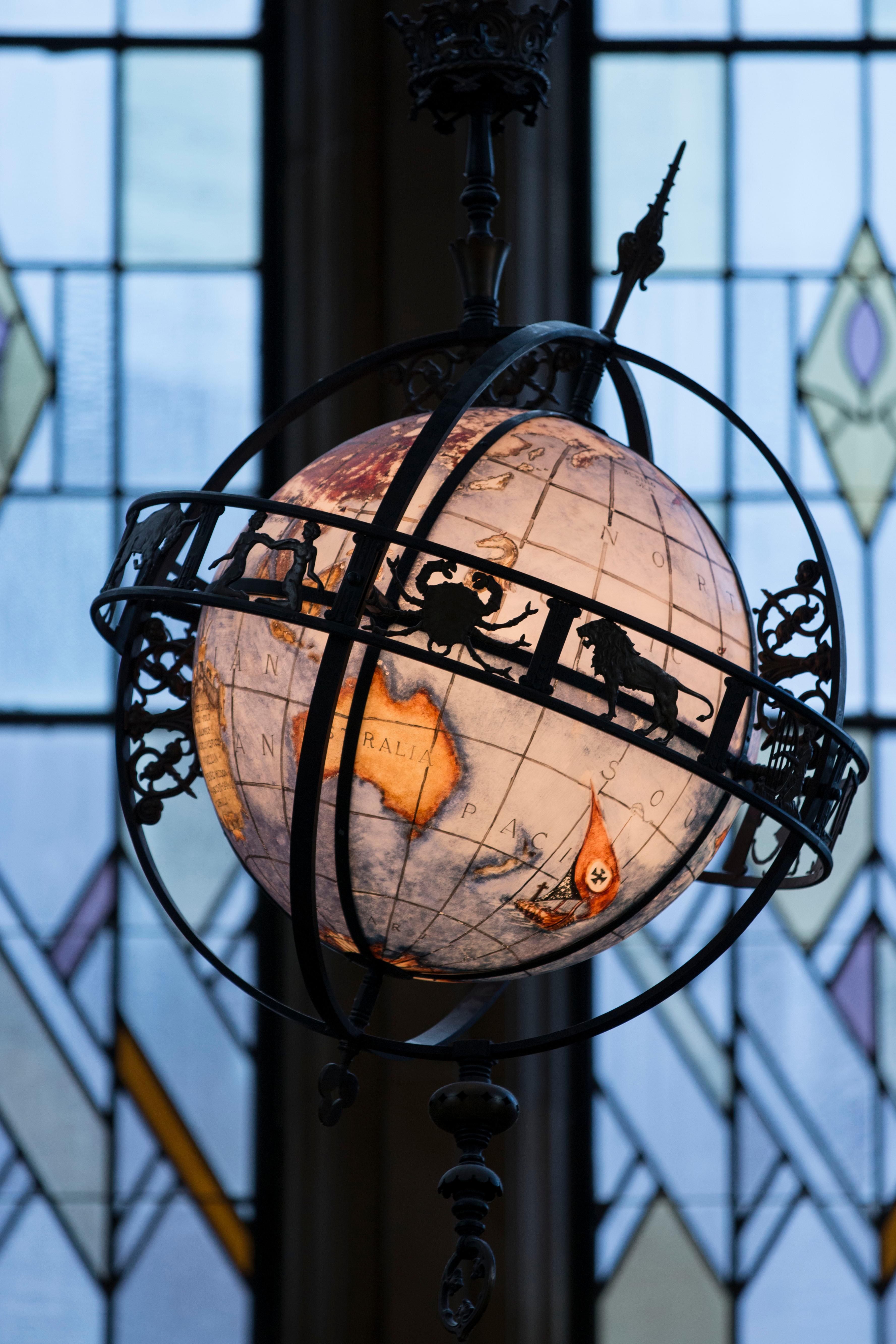 Suzallo Globe