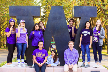 The Husky Promise: students from all economic backgrounds should have the opportunity to attend the UW.