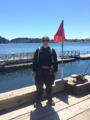 Katie D Diving 2