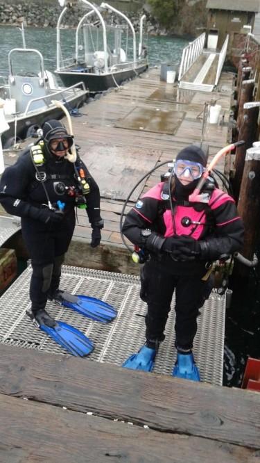 Katie D Diving