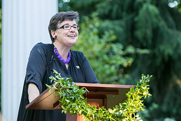 The wonderful generosity of The President's Circle actively strengthens our University of Washington. Thank you! - Ana Mari Cauce, President