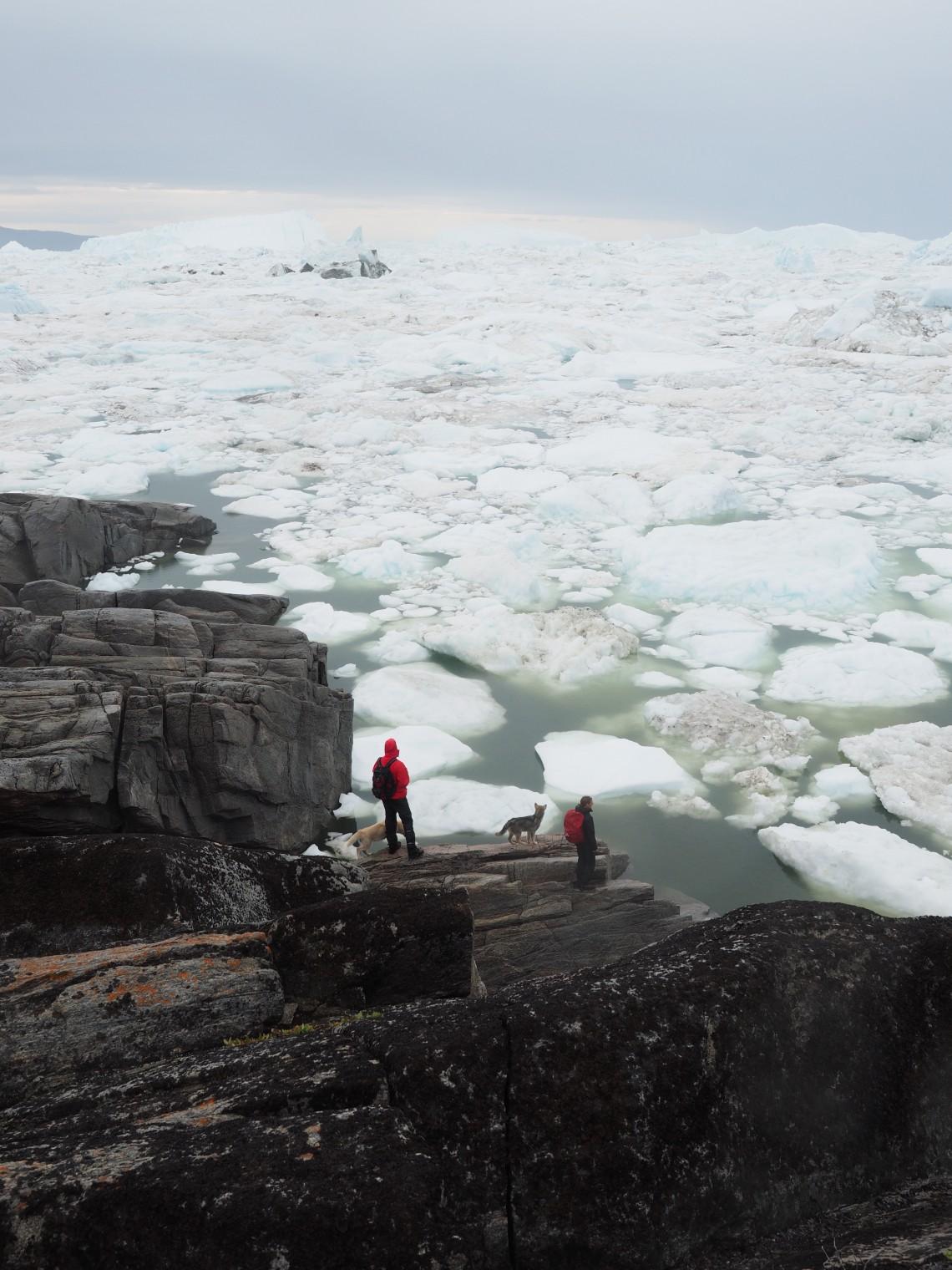 Greenland Jacobvshavn