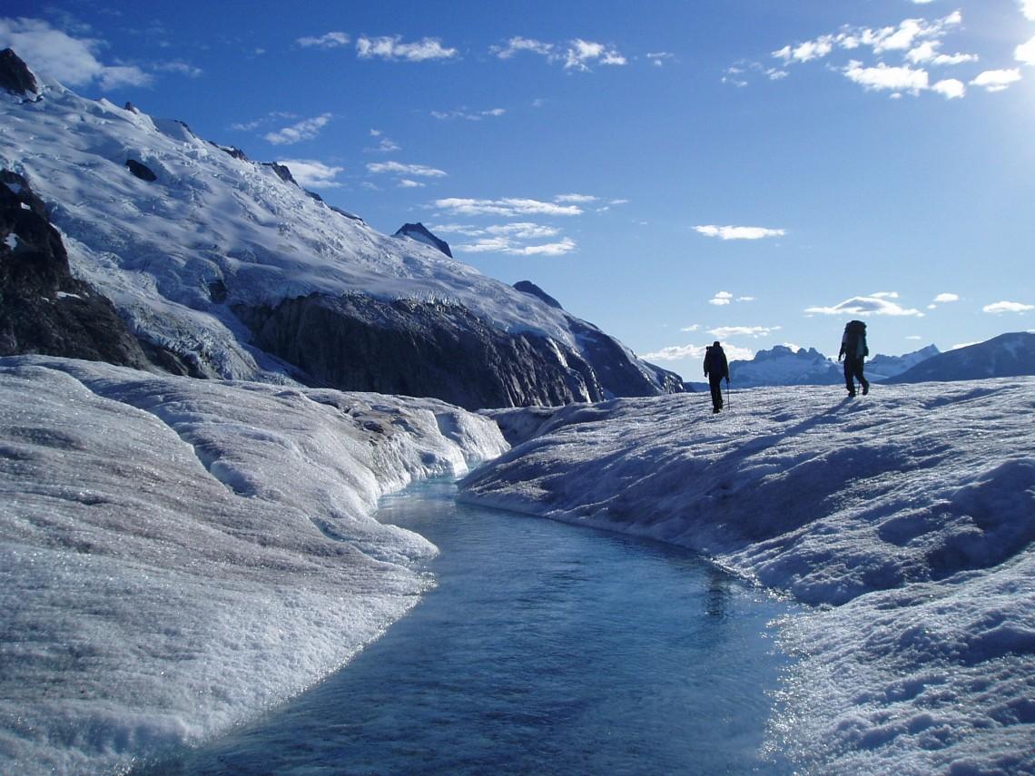 Juneau Gilkey Glacier