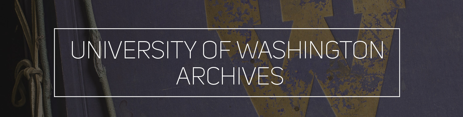 University of Washington Archives