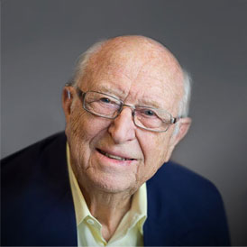 Photograph of Bill Gates Sr.