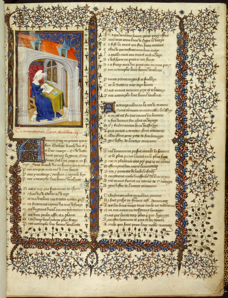 """The Book of the City of Ladies"" by Christine de Pizan"