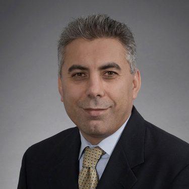 Ali H. Mokdad portrait