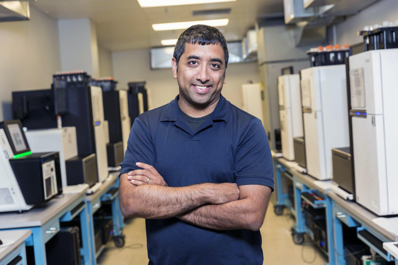 Jay Shendure, Scientific Director, Brotman Baty Institute for Precision Medicine